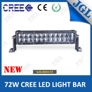 LED Bar Light Offroad, 72W Auto Light Waterproof E-MARK