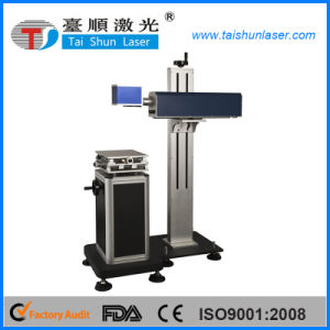 CO2 on-Line Flying Laser Marking Machine Laser Marking Machine on Nonmetal pictures & photos