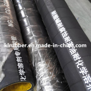 High-Quality Uhmv Composite Rubber Chemical Hose pictures & photos