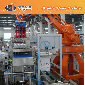 Hy-Filling Funuc Robot Type Palletizer Equipment pictures & photos