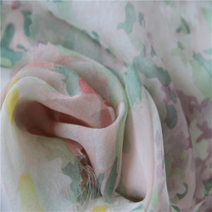 Chiffon Silk Fabrics for Digital Printing pictures & photos