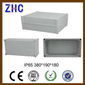 ABS 130*80*70 Cable Gland Electrical Plastic Junction Box pictures & photos