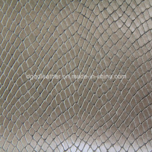 Fashion Design with Strong Tearing Strength PVC Leather (QDL-51607) pictures & photos