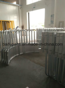 Hot Dipped Galvanised Cow Feeder with Skirt Bottom China Factory Directly Supplied pictures & photos