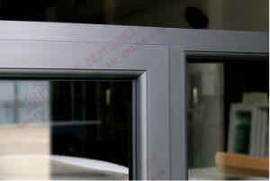 PVDF Coating Aluminium Side-Hung Window (BHA-CWP12) pictures & photos