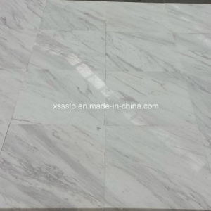 Volakas White Marble Tiles for Flooring and Wall pictures & photos