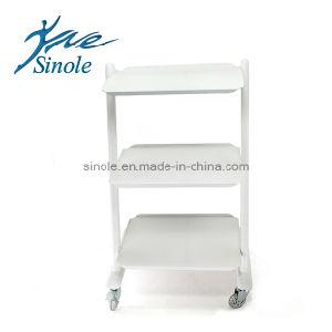 Plastic Dental Furniture/ Dental Trolly (10-02)