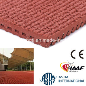 Iaaf Professional 13mm Rubber Running Tracks pictures & photos