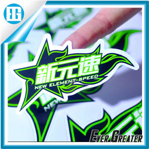 Waterproof High Quality Sticker Decals for Car and Motorcycle pictures & photos