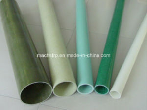 FRP/GRP Pultruded Round Tube with High Strength pictures & photos