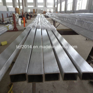 60mm*60mm*3 Seamless Stainless Steel Square Tube SUS 304 pictures & photos