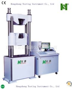 Servo Control Universal Testing Machine for Tension and Compression pictures & photos
