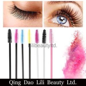 Lilibeautyltd Disposable Mascara Wand Brush Eyelash Extension Applicator Makeup Lash Extension Supplier pictures & photos