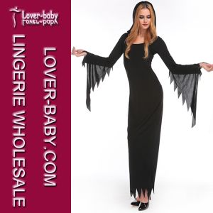 Adult Fancy Halloween Party Witch Sexy Dress Costume (L15253) pictures & photos