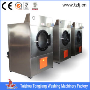 All Stainless Steel Commercial Laundry Electric Steam Gas Heated Tumble Drying Machine (SWA) pictures & photos