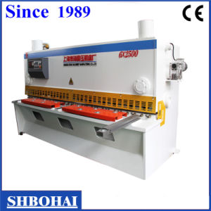 Mechanical Hydraulic Shearing Machine (QC12Y 8 X 2500) pictures & photos