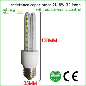 2u 32 Lamp 8W LED Energy-Saving Lamps pictures & photos