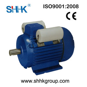 Aluminum Housing Single Phase Electric Motor Yl8024 pictures & photos