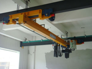 Lp Type Pneumatic Single Girder Crane pictures & photos