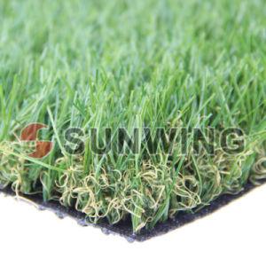 Sunwing Artificial Green Grass for Garden pictures & photos