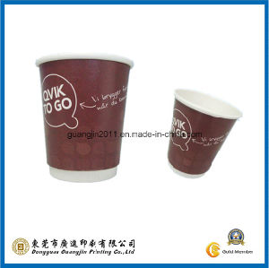 2017 New Arrival Paper Coffee Cup (GJ-Cup005) pictures & photos