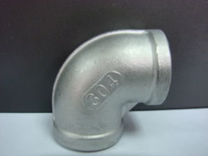 Industrial Ss 90 Degree Elbow pictures & photos