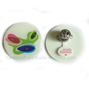 Customized Flash LED Blinking Pin with Logo Printed (Art F009)