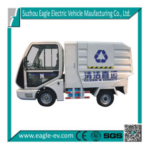 Electric Garbage Truck, Eg6022X 1000kgs Loading Capcity, Hydraulic Dumper, U. S. Made Curtis Controller and Trojan Battery pictures & photos