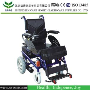 Lightweight Electric Folding Power Battery Operated Wheelchair pictures & photos