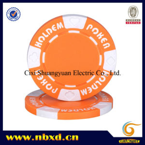 11.5g New Design Suit Holdem Poker Chip (SY-D13-1) pictures & photos