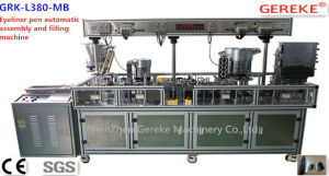 Cosmetic Equipment-Eyeliner Pen Automatic Assembly and Filling Machinery pictures & photos