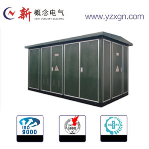 Energy Saving Outdoor Box Type Substation pictures & photos