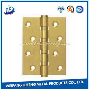 Custom Sheet Metal Steel Square Hinge with Ball Bearing pictures & photos