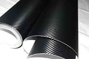 Waterproof Protection High Viscosity Carbon Fiber Film with Removable pictures & photos