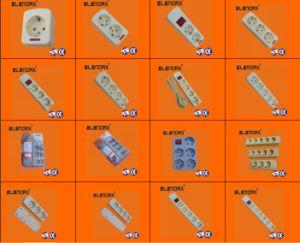 4 Holes Power Multi Socket (E8004ES) pictures & photos