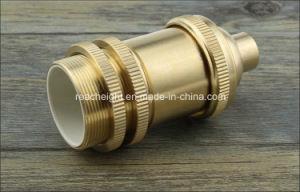 E14 Brass Lampholder Pendant Light Socket Vintage Metal Lamp Holder pictures & photos