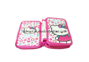 Hello Kitty Back to School Pencil Bag, Multifunction Cheap Girls School Pencil Case pictures & photos
