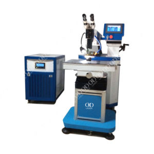 Fiber Laser Welding Machine for Jewelry pictures & photos