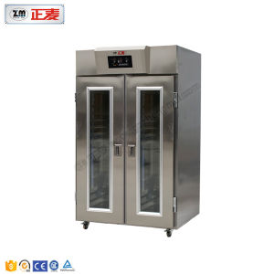 Price of Bread Oven High Quality Mini Bakery Proofer Room for Sale (ZMF-36LS) pictures & photos