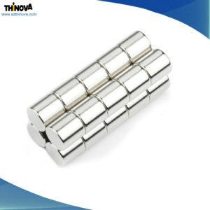 Industrial Custom Permanent Bar Magnet for Generator/DC Motor/Stepper Motor/Linear Motor pictures & photos
