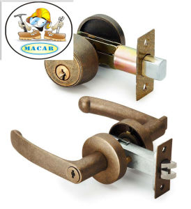 High Quality Tubular Handle Lever Lock