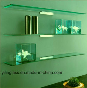 Toughened Store Shelves Glass with Australian Certificate pictures & photos
