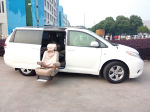 Wheelchair Lifting Seat Car Swivel Seat for The Disabled and Old Loading 120kg pictures & photos