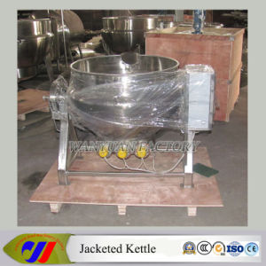 Electric Cooking Pot Jacketed Cooking Kettle (DG200) pictures & photos