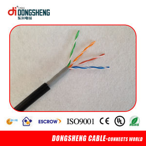 UTP Cat5e CAT6 Application LAN Cable for Network Communication pictures & photos