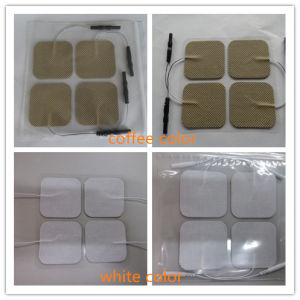 Self-Adhesive Acupuncture Wholesale Tens Electrode Pads pictures & photos