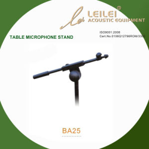 Ajustable Table Microphone Stand (BA25) pictures & photos