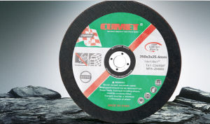 14′cumet Cutting Wheel for Metal (350X3.0X25.4mm) Abrasive with MPa Certificate pictures & photos
