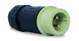 Ec 5pins 10A Male Waterproof Connector