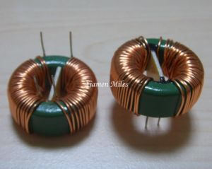Toroidal Inductor Power Choke Coil Filter T25mm pictures & photos